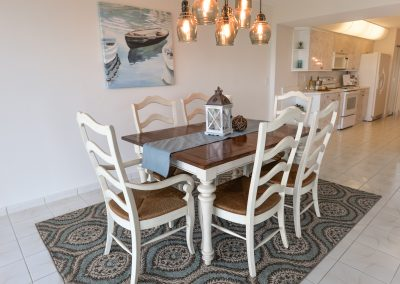 Vacant Home Staging Dining Room 1